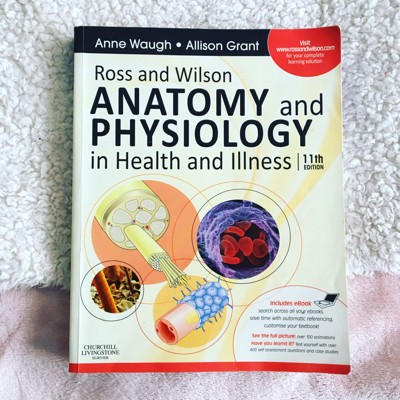 Dorable Ross And Wilson Anatomy And Physiology Motivo - Anatomía de ...